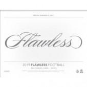2019 Panini Flawless Football Hobby Box