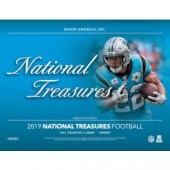 2019 Panini National Treasures Football Hobby Box