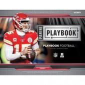 2019 Panini Playbook Football Hobby Box