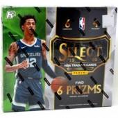 2019/20 Panini Select Basketball Hobby Hybrid Box