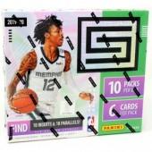 2019/20 Panini Status Basketball Tmall Edition 20 Box Case