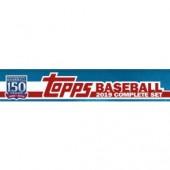 2019 Topps Complete Baseball Factory Set - Hobby 12 Set Case