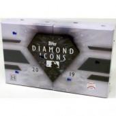 2019 Topps Diamond Icons Baseball Hobby 4 Box Case