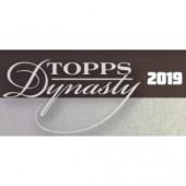2019 Topps Dynasty Baseball Hobby Box