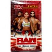2019 Topps WWE RAW Hobby Box