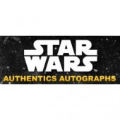 2019 Topps Star Wars Authentics Autographed Photo & Trading Card 12 Box Case