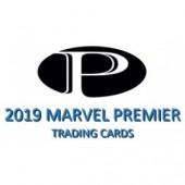 2019 Upper Deck Marvel Premier Trading Card Box