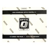 2020 Panini Donruss Optic Football Cello Box