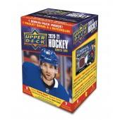 2020/21 Upper Deck Series 2 Hockey 7-Pack Blaster Box