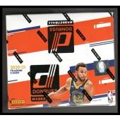 2020/21 Panini Donruss Basketball Retail Box