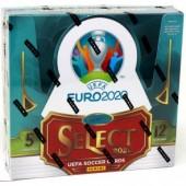 2019/20 Panini Select UEFA Euro Soccer Hobby 12 Box Case