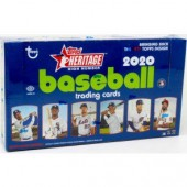 2020 Topps Heritage High Number Baseball Hobby 12 Box Case