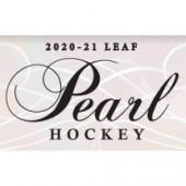 2020/21 Leaf Pearl Hockey 2 Box Case