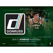 2020/21 Panini Donruss Choice Basketball 20 Box Case