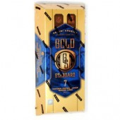 2021 Panini Gold Standard Football Hobby 12 Box Case
