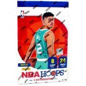 2020/21 Panini NBA Hoops Basketball Hobby Box