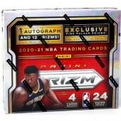 2020/21 Panini Prizm Basketball Retail 20 Box Case
