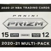 2020/21 Panini Prizm Basketball Multi-Pack Box