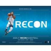 2020/21 Panini Recon Basketball Hobby Box
