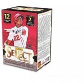 2021 Panini Select Baseball 3-Pack Blaster Box