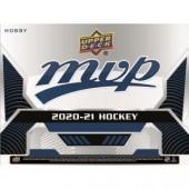 2020/21 Upper Deck MVP Hockey 20 Box Case