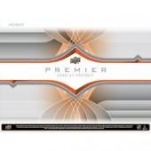 2020/21 Upper Deck Premier Hockey Hobby 5 Box Case