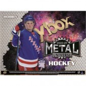 2020/21 Upper Deck Skybox Metal Universe Hockey Hobby 8 Box Case