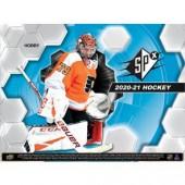 2020/21 Upper Deck SPx Hockey Hobby 10 Box Case