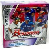 2020 Bowman Mega Box Baseball