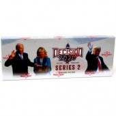 Decision 2020 Series 2 Trading Cards Box