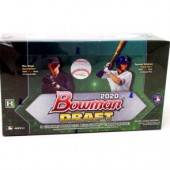 2020 Bowman Draft Baseball Jumbo 8 Box Case