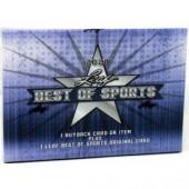 2020 Leaf Best of Sports Box