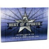 2020 Leaf Best of Sports 10 Box Case