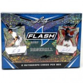 2020 Leaf Flash Baseball Hobby 12 Box Case