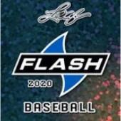 2020 Leaf Flash Baseball Hobby 12 Box Case