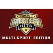 2020 Leaf Greatest Hits Multi-Sport Edition Box