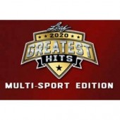 2020 Leaf Greatest Hits Multi-Sport Edition 3 Box Case
