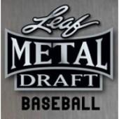 2020 Leaf Metal Draft Baseball Jumbo 6 Box Case