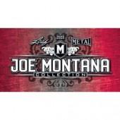 2020 Leaf Metal Joe Montana Collection Football Hobby 10 Box Case