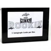 2020 Leaf Metal Rookie 10 Box Case