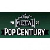 2020 Leaf Metal Pop Century 12 Box Case