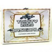 2020 Leaf Trinity Baseball Hobby 12 Box Case