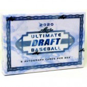 2020 Leaf Ultimate Baseball Hobby 12 Box Case