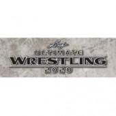 2020 Leaf Ultimate Wrestling Hobby Box