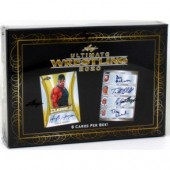 2020 Leaf Ultimate Wrestling Hobby 10 Box Case