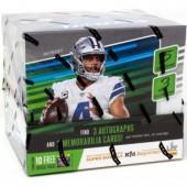 2020 Panini Absolute Football Hobby 6 Box Case