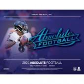2020 Panini Absolute Football Hobby Box