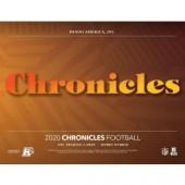 2020 Panini Chronicles Football H2 20 Box Case