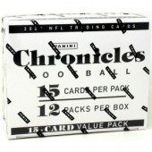 2020 Panini Chronicles Football Fat Pack Box