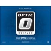 2020 Panini Donruss Optic Baseball Hobby Box